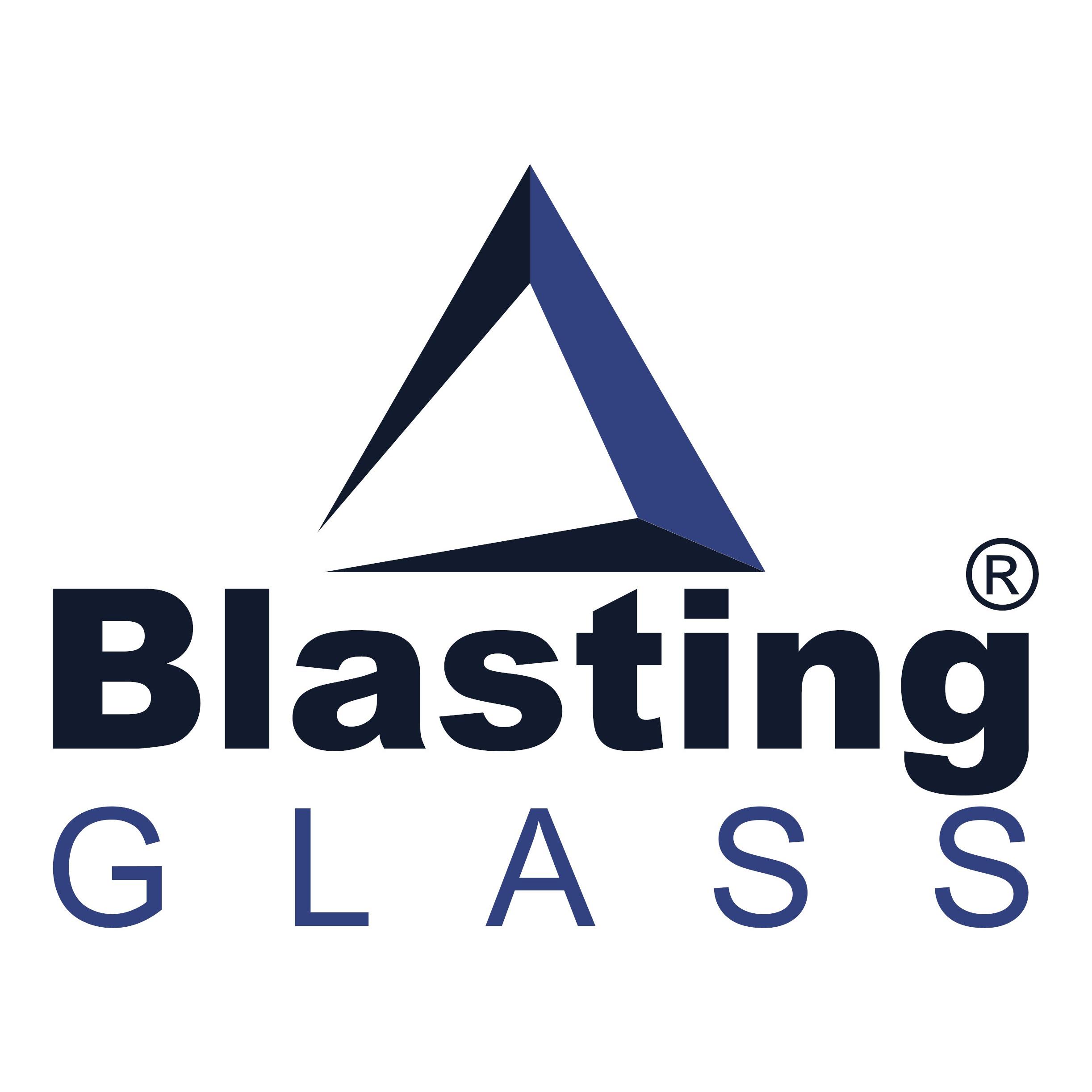 BLASTING GLASS