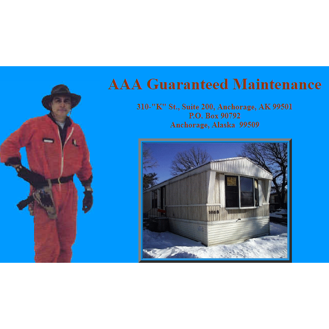 Aaa Guaranteed Maintenance