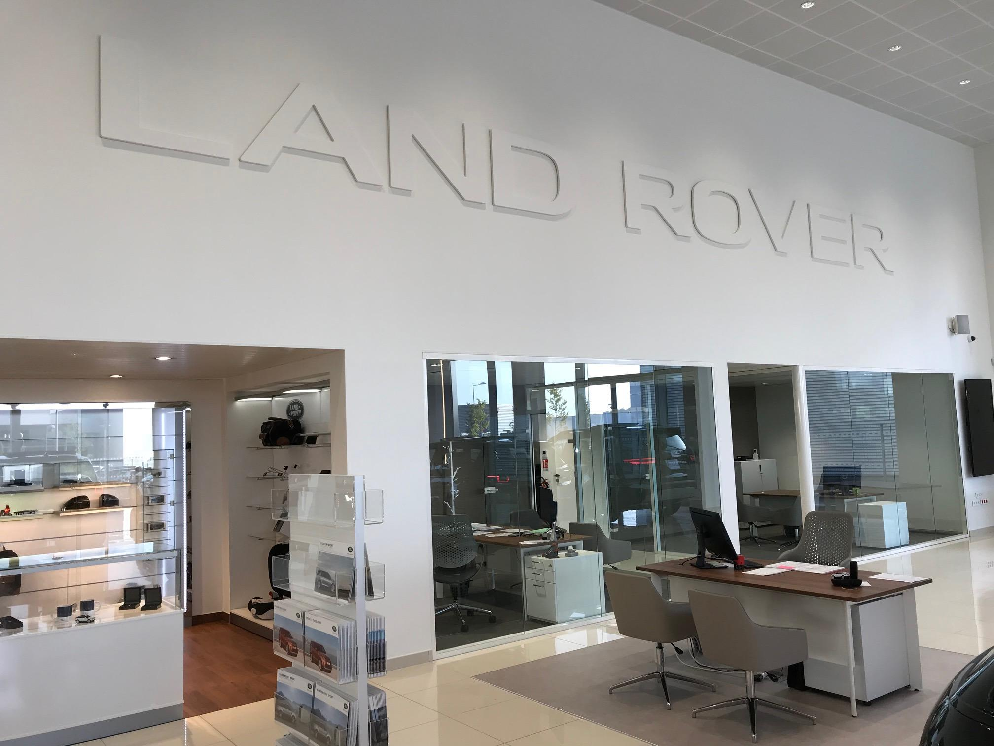 Land Rover Fréjus