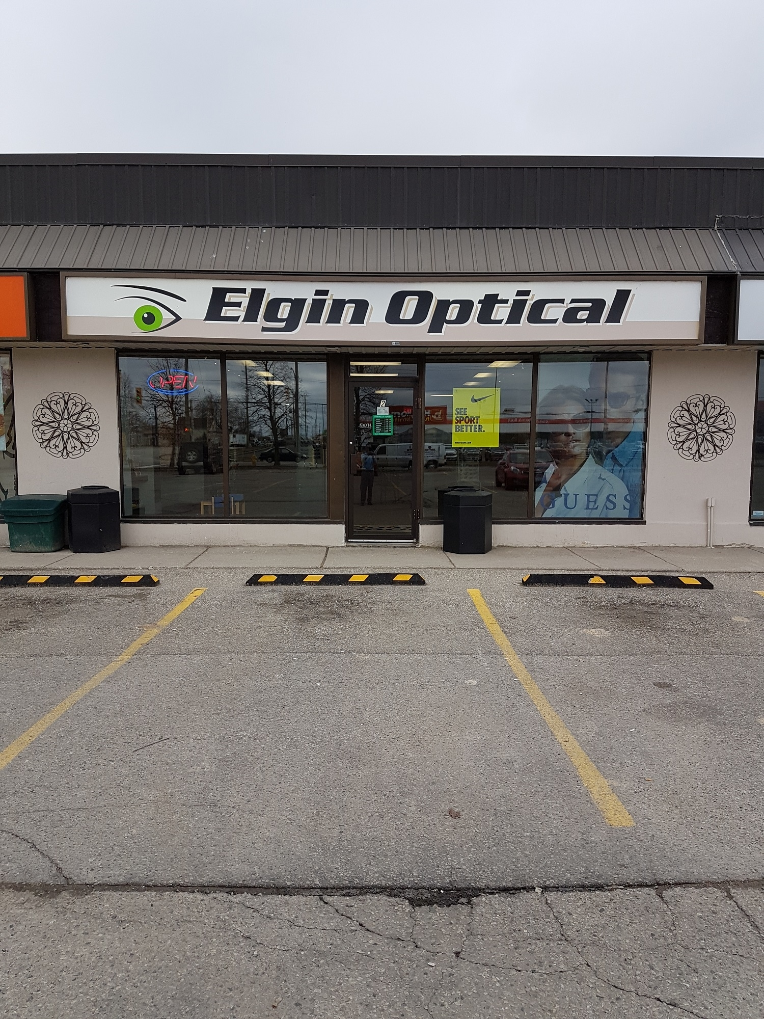 Elgin Optical Ltd