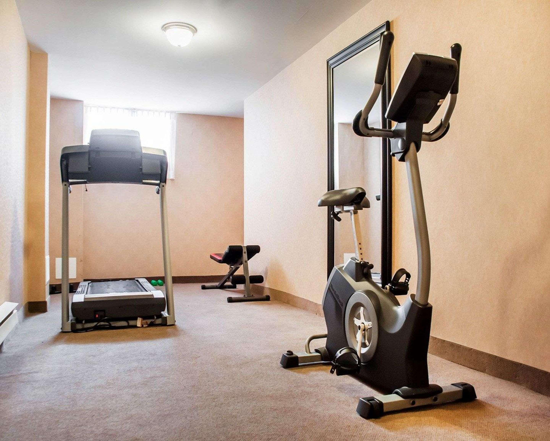 Fitness center Econo Lodge Woodstock (519)533-6066