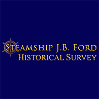 Steamship J. B. Ford Historical Survey