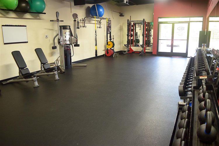 Our fitness center Body Design Solana Beach (586)383-0555