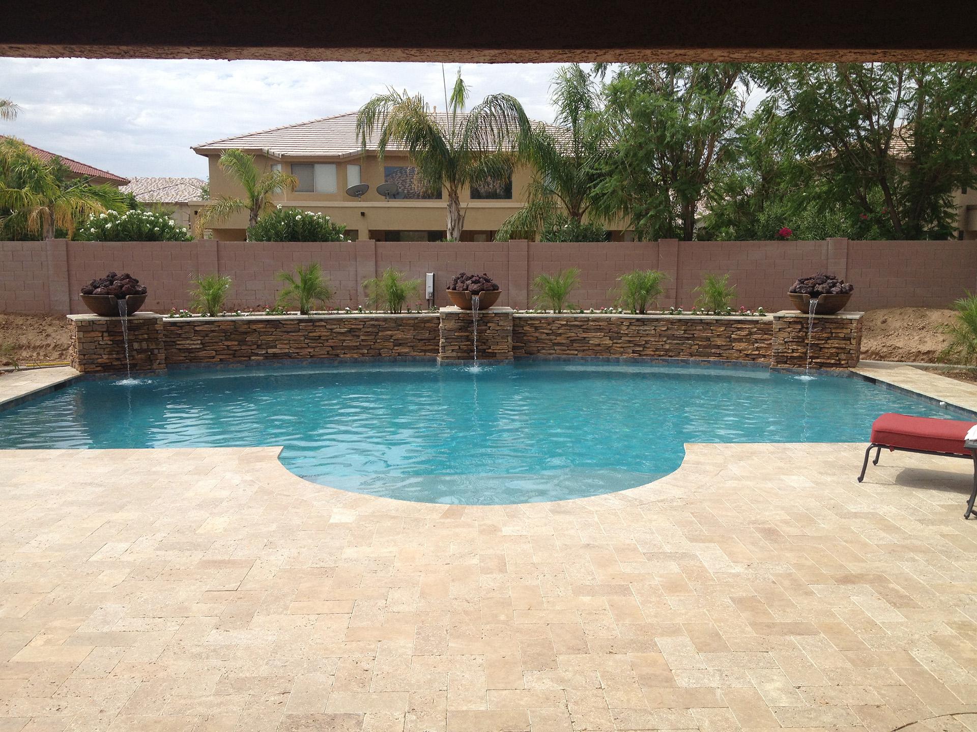 No limit pools spas in mesa az 85206 for Pools in mesa az