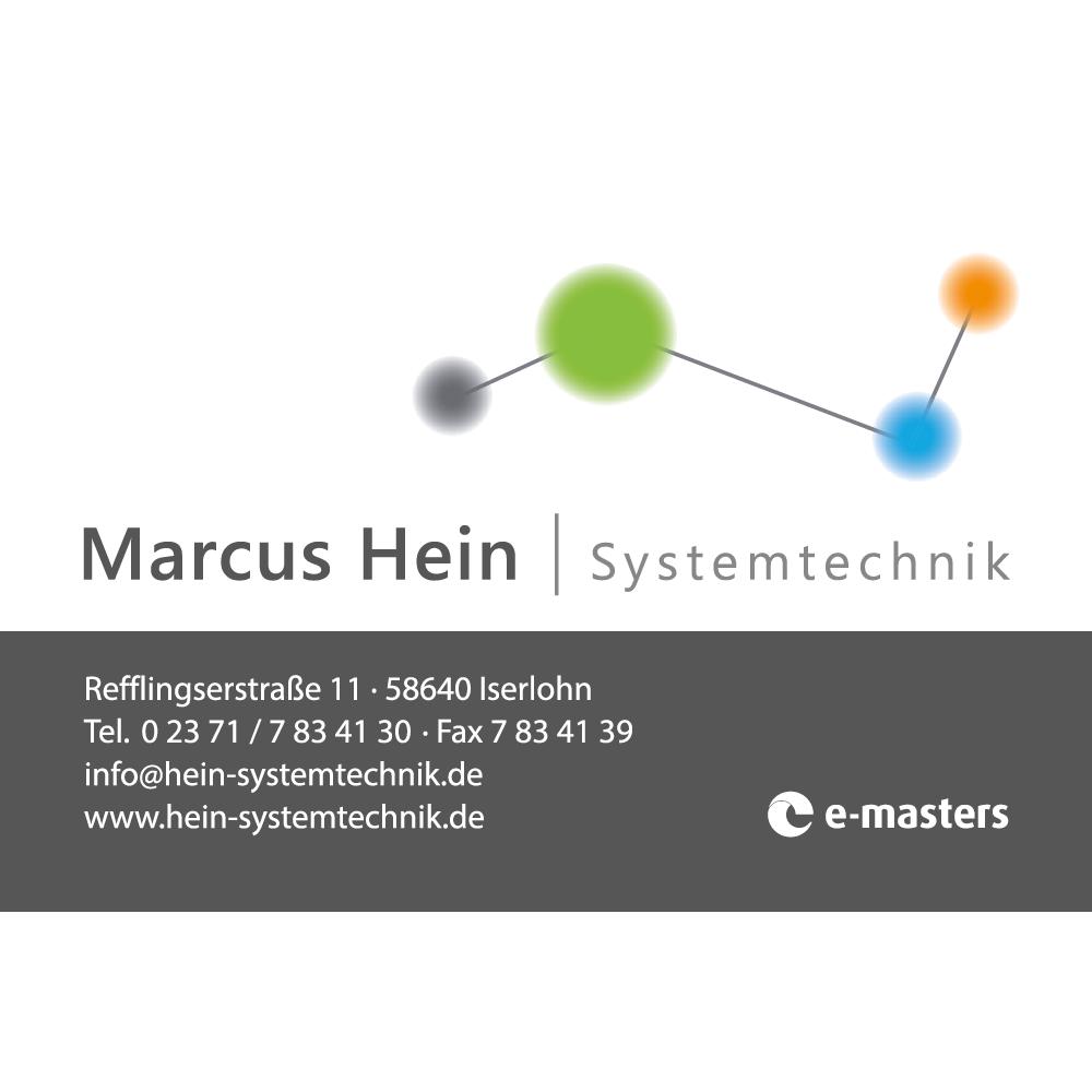 Bild zu Marcus Hein Systemtechnik in Iserlohn