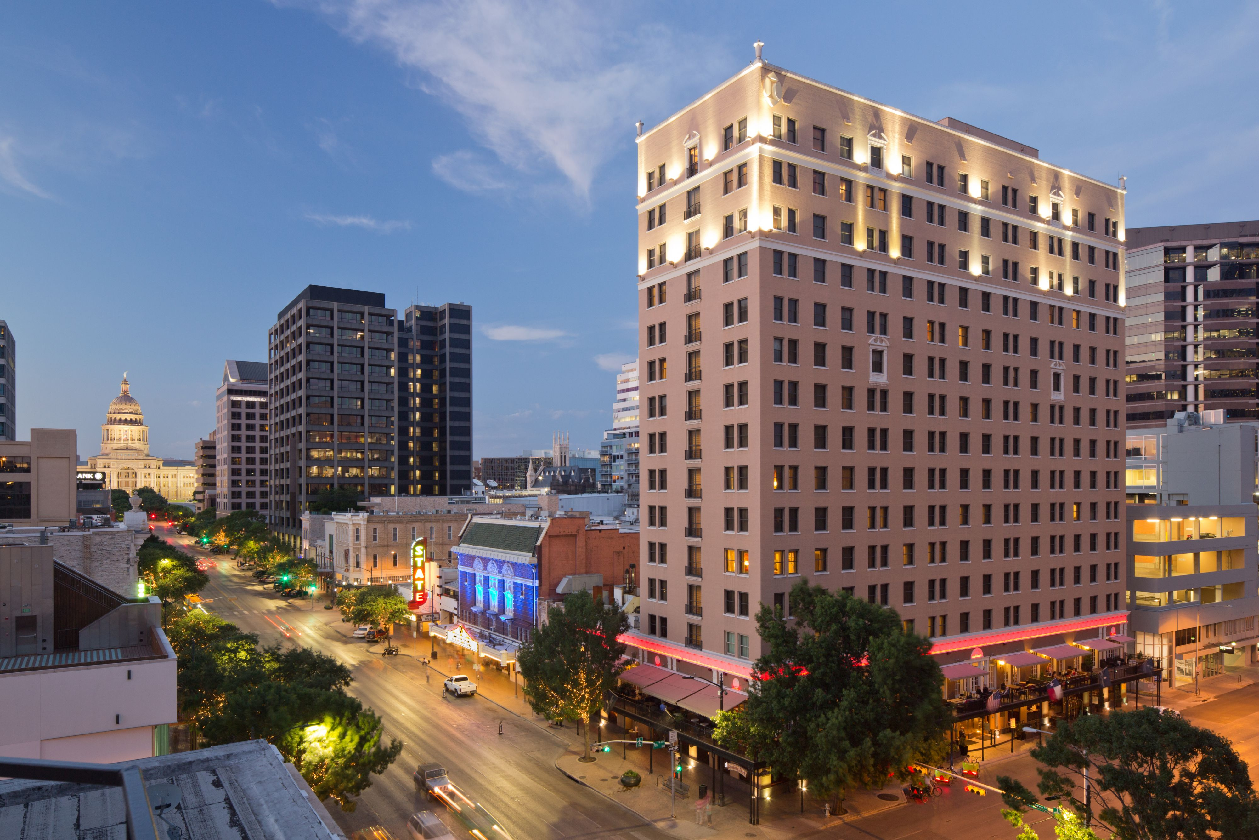 InterContinental Stephen F. Austin, Austin Texas (TX ...