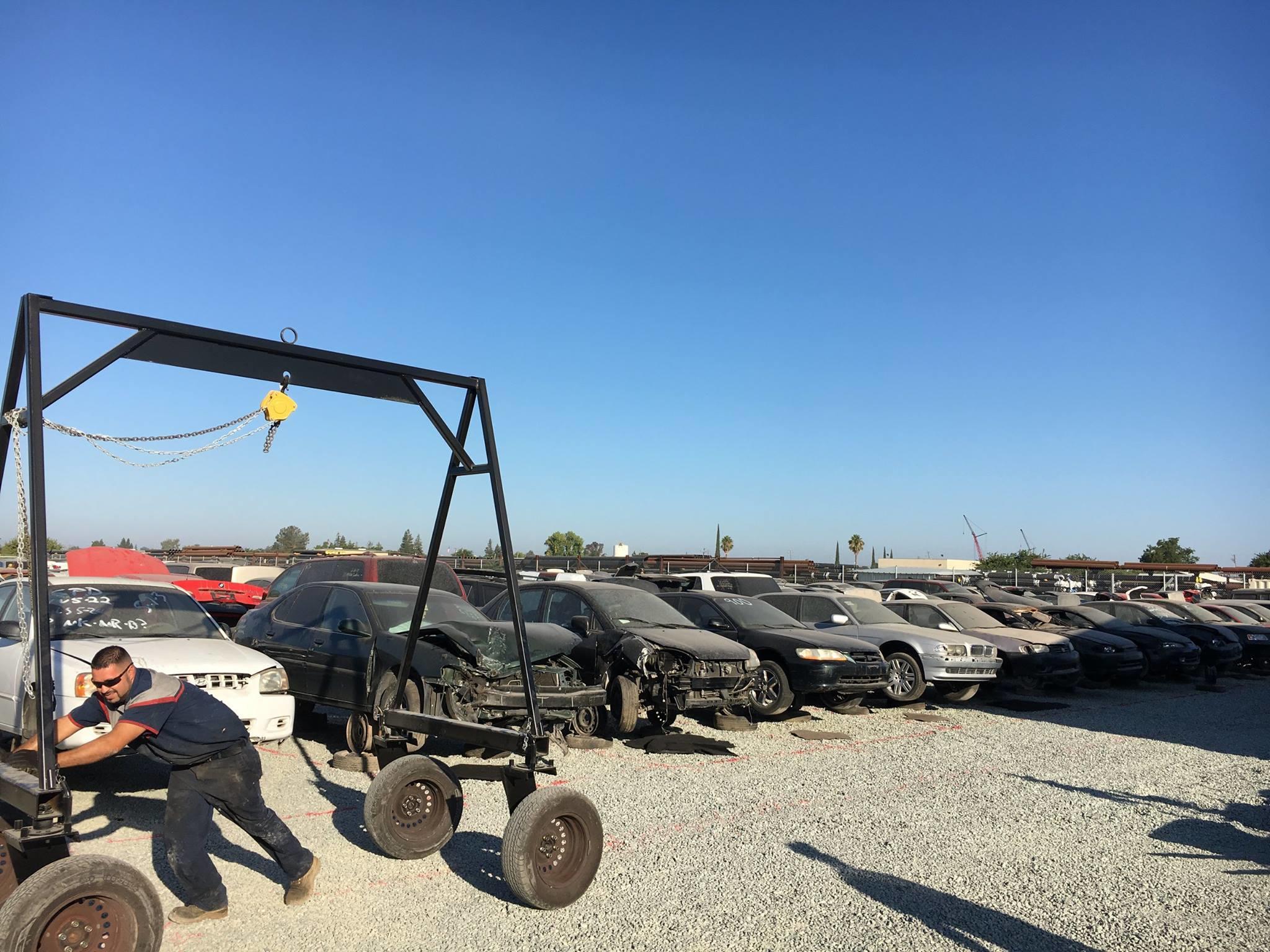 Car Parts Stockton Ca