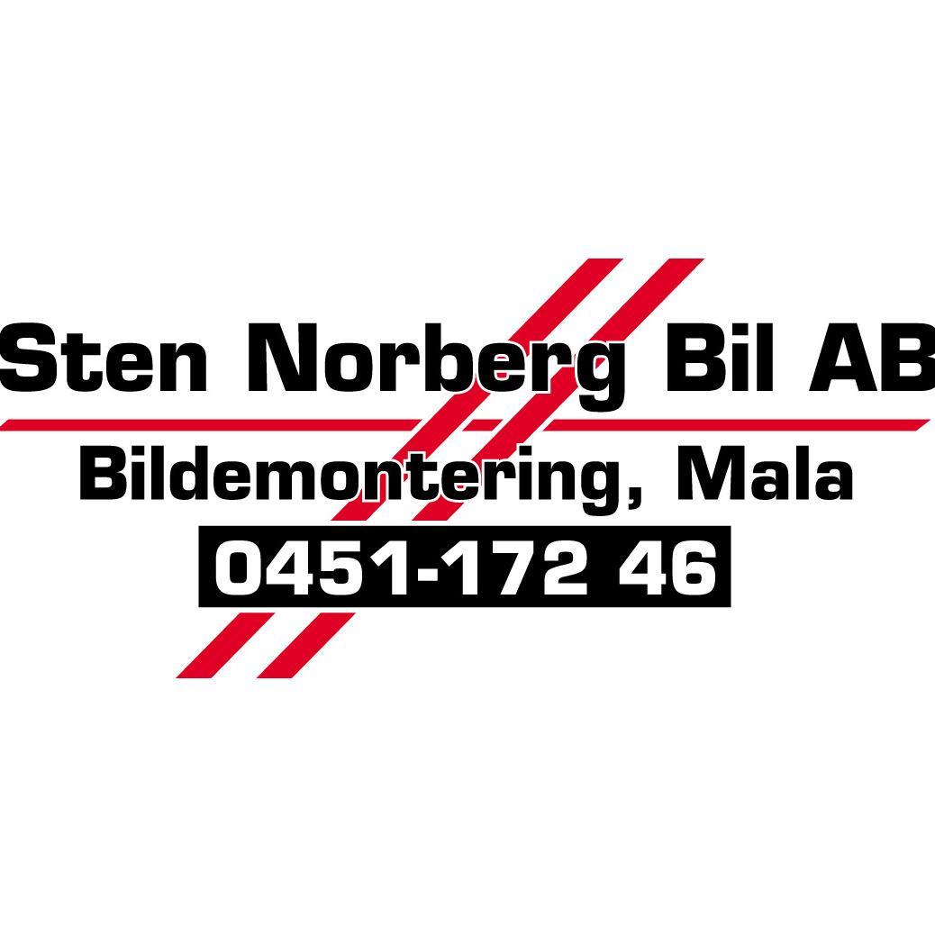 Norbergs Bil AB, Sten