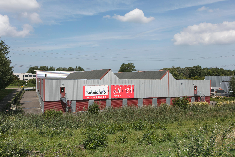 Shurgard Self-Storage Almere Stad
