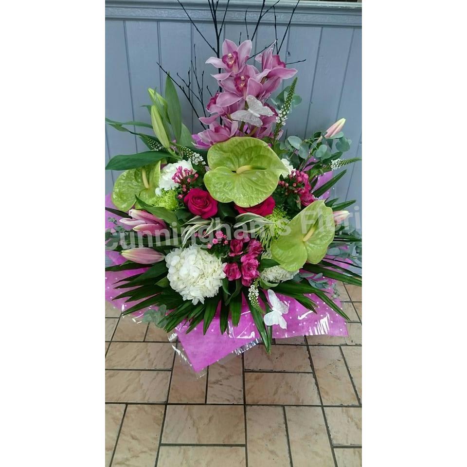 Cunningham's Florists - Liverpool, Merseyside L9 0EA - 01515 255524   ShowMeLocal.com