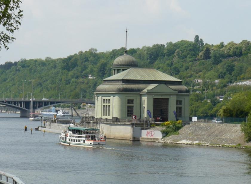Povodí Vltavy, státní podnik - závod Berounka