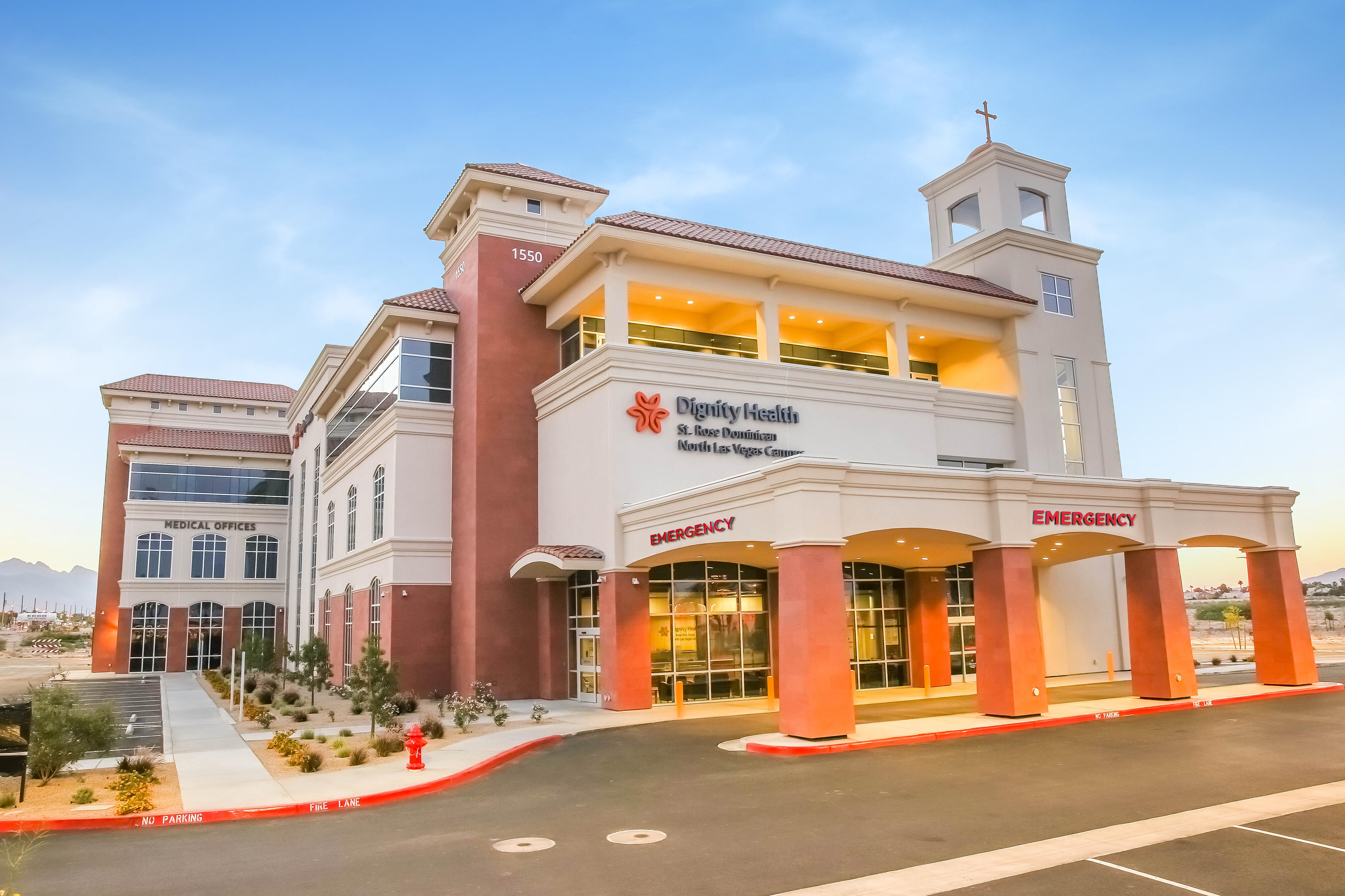 St. Rose Dominican, North Las Vegas Campus