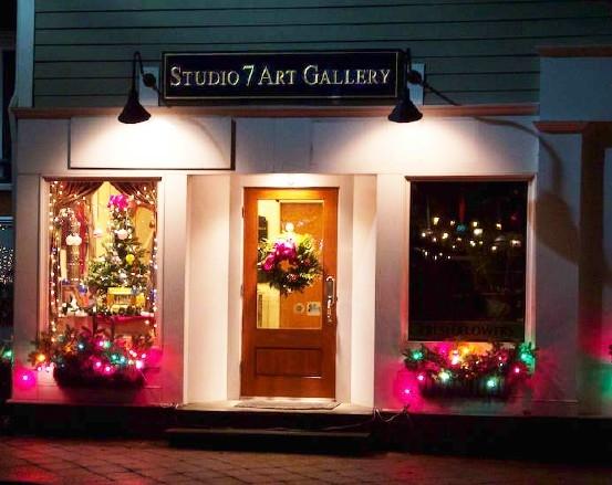 Studio7 fine art gallery coupons near me in bernardsville for Painting studio near me