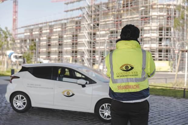 Kundenbild klein 4 Golden Eye Sicherheitsdienst GmbH