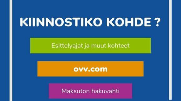 OVV Asuntopalvelut Tampere LVV Oy