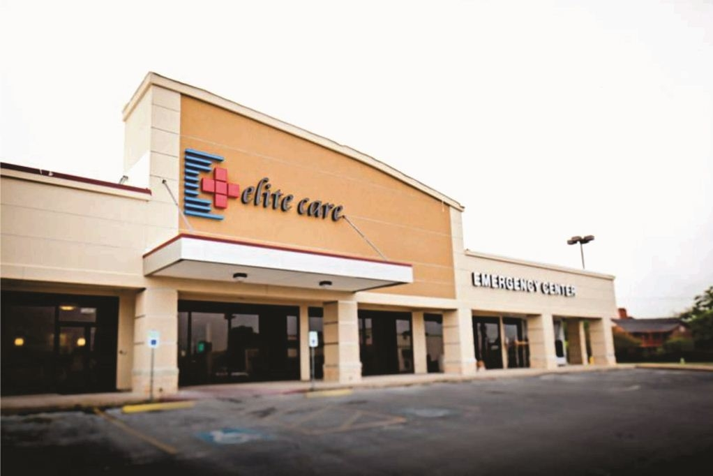 Elite Care 24 Hour Emergency Room North Central In San