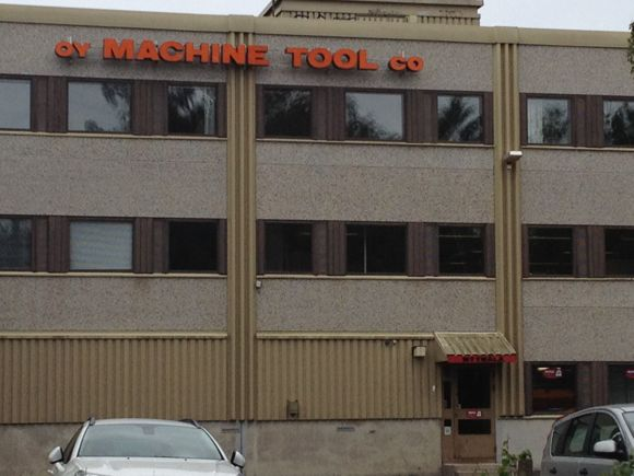 Machine Tool Co Oy