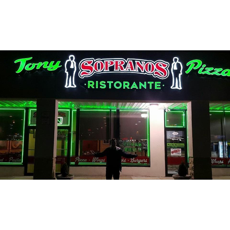 Sopranos Italian Restaurant Menu