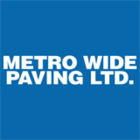 Metro Wide Paving Ltd - Etobicoke, ON M9C 4Z5 - (416)626-5675 | ShowMeLocal.com