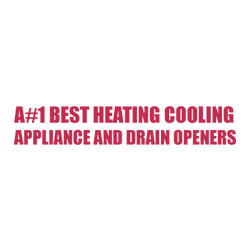 A # 1 - Best Heating Cooling Appliance Plumbing and Drain Openers