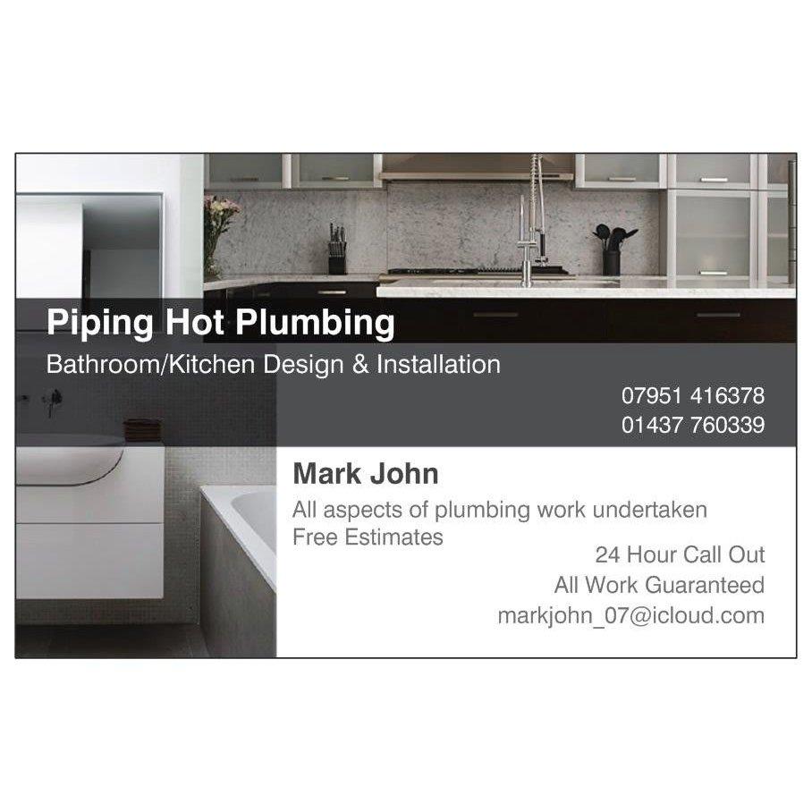 Piping Hot Plumbing Pembrokeshire Ltd - Haverfordwest, Dyfed SA61 1HX - 07951 416378 | ShowMeLocal.com