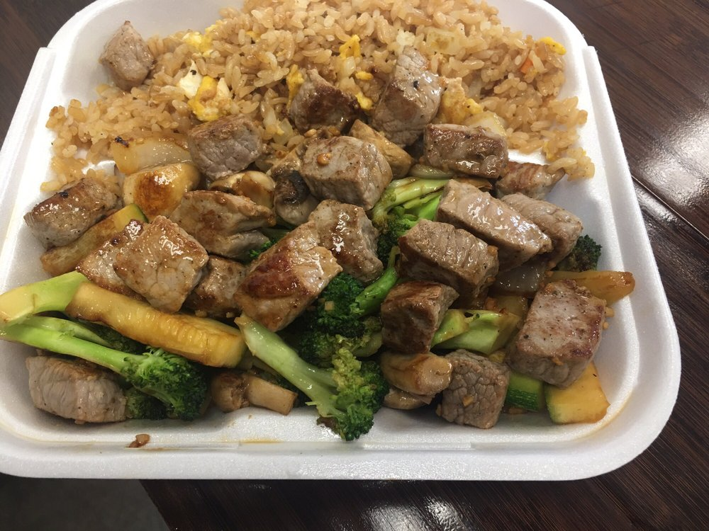 Hibachi Food Near Me Delivery