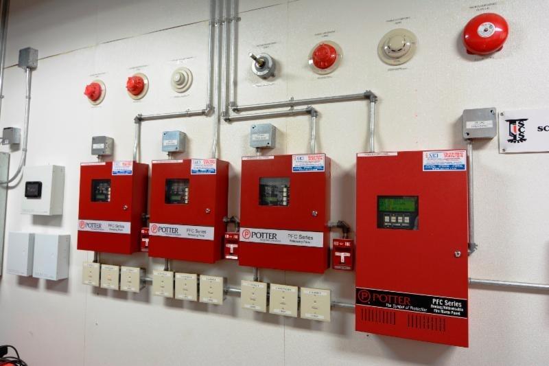 Protection Incendie MCI Drummondville Inc in Drummondville