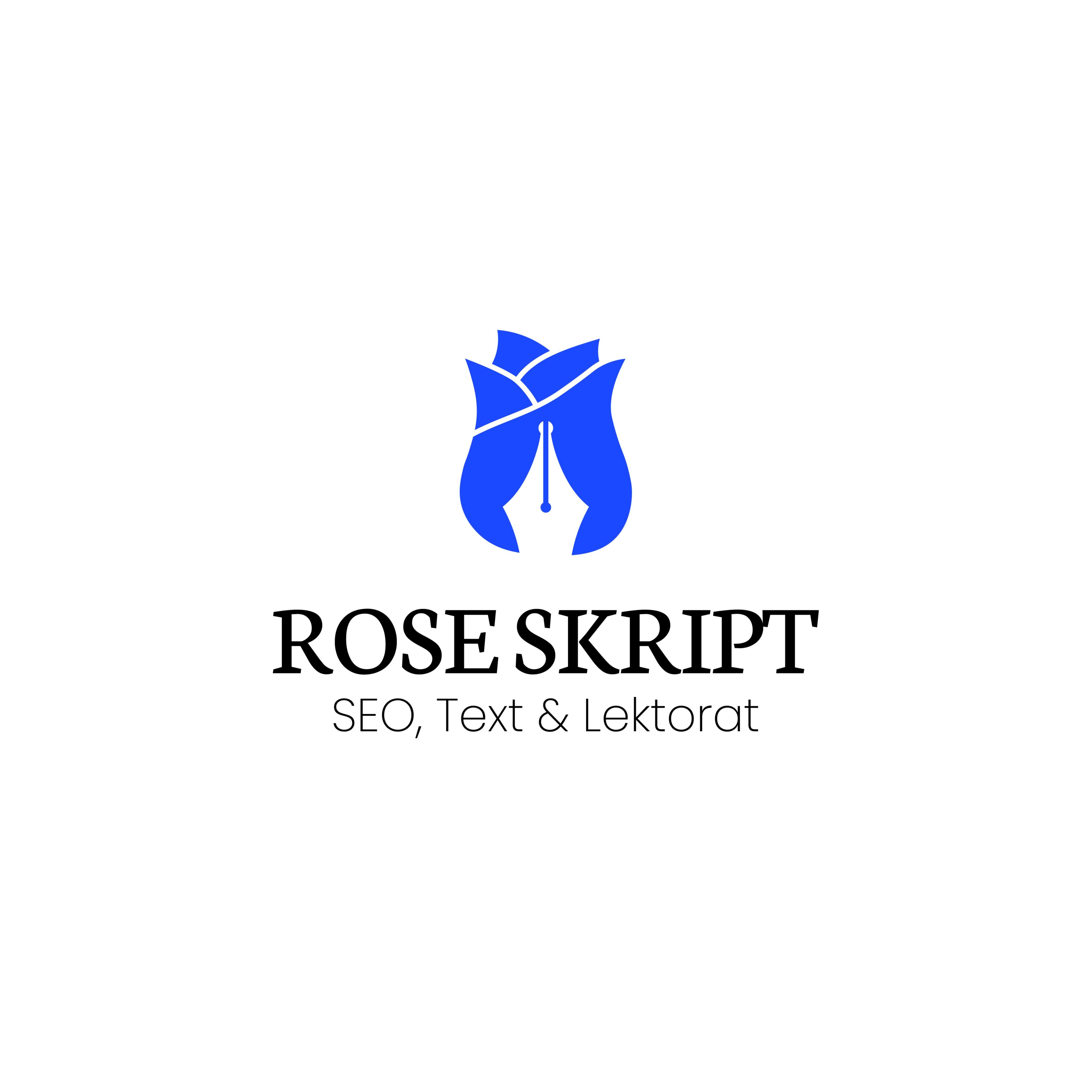Bild zu Rose Skript - SEO, Text & Lektorat in Pulheim