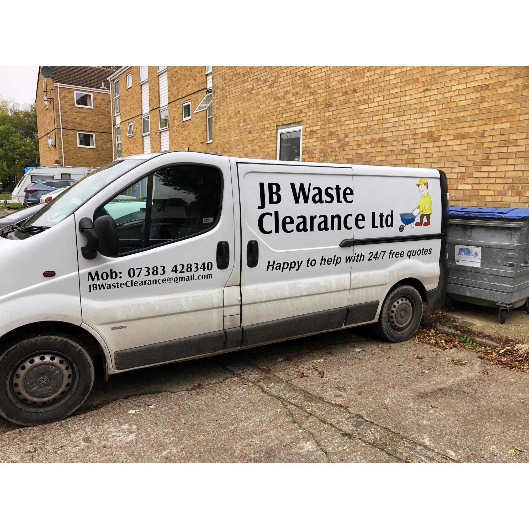 JB Waste Clearance Ltd - Reading, Berkshire RG1 2QU - 07383 428340 | ShowMeLocal.com