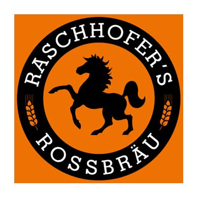 Logo von Raschhofer's Rossbräu