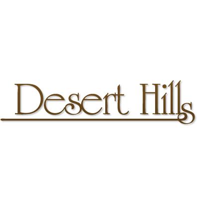 Desert Hills Of New Mexico