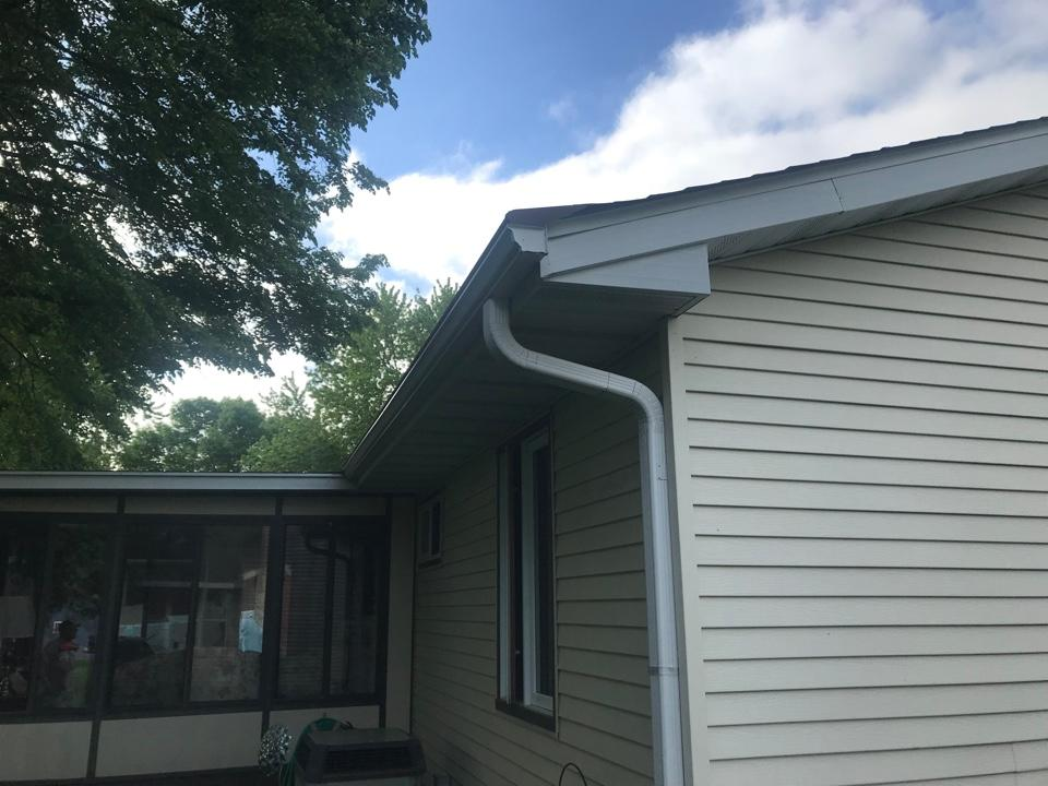 Asher Lasting Exteriors Eau Claire Wisconsin Wi