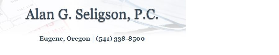Alan G. Seligson, P.C. - ad image