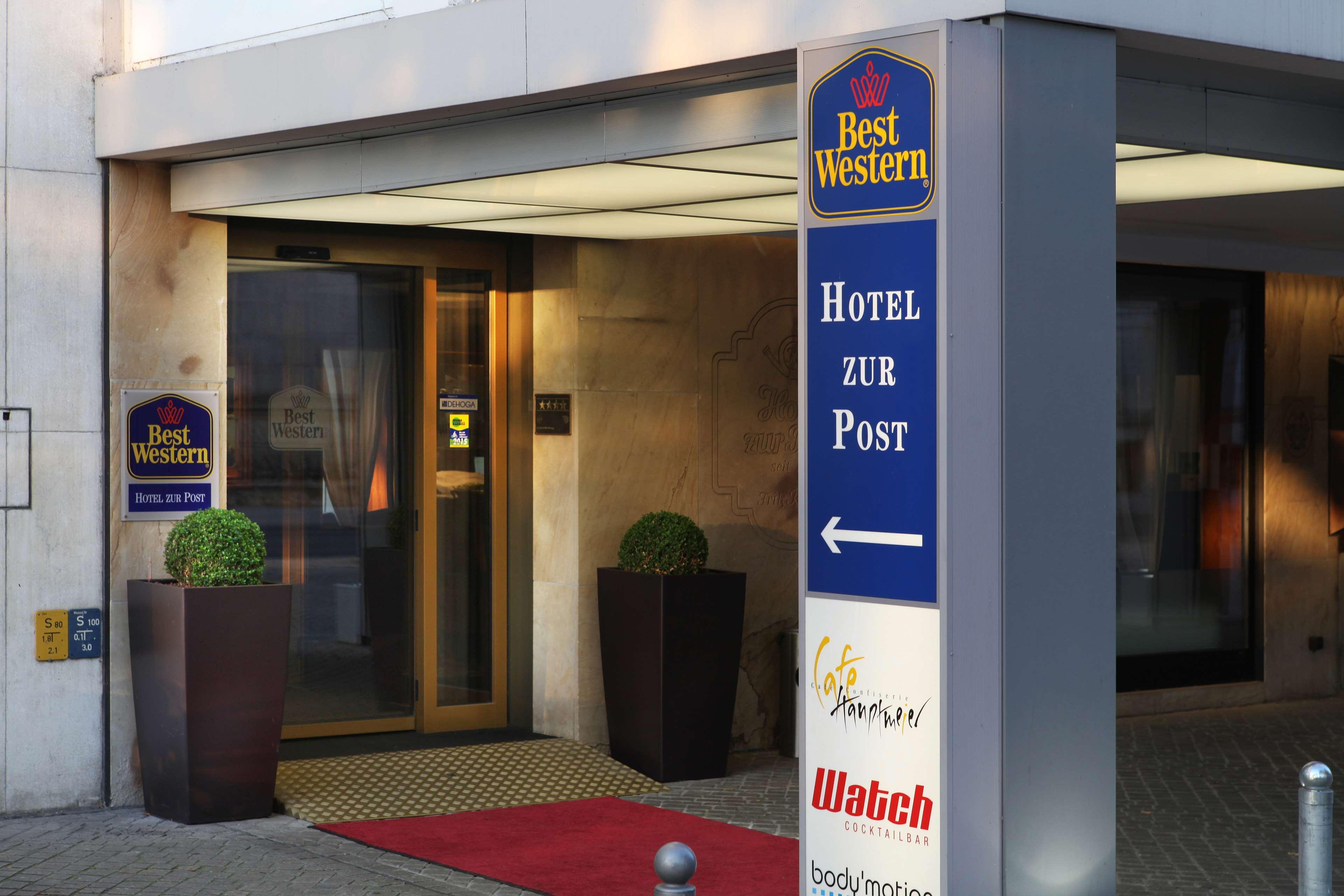 Best Western Hotel Zur Post Bremen Germany