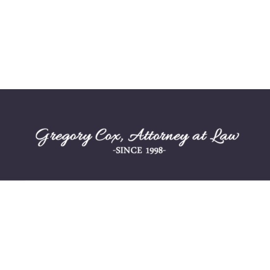 Gregory Cox, Attorney at Law
