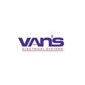Vans Electrical Systems - Indianapolis, IN 46221 - (317)240-5900 | ShowMeLocal.com
