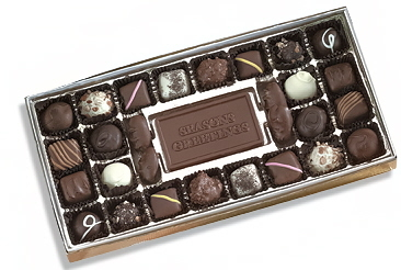 All-Occasion Chocolate Gift Assortment - Personalize with a greeting for the occasion.