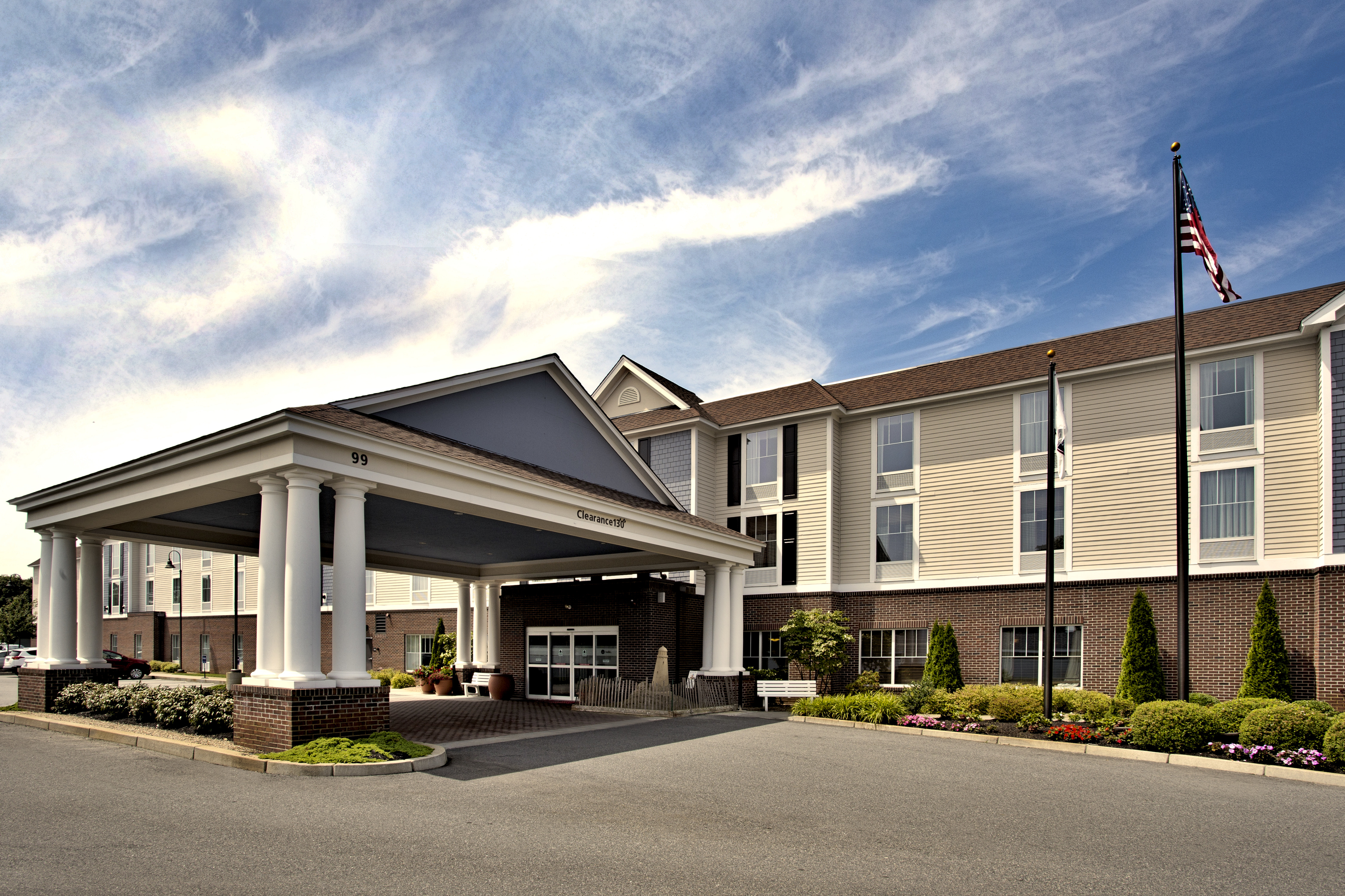 Hampton inn suites cape cod west yarmouth in west for Cape cod suites