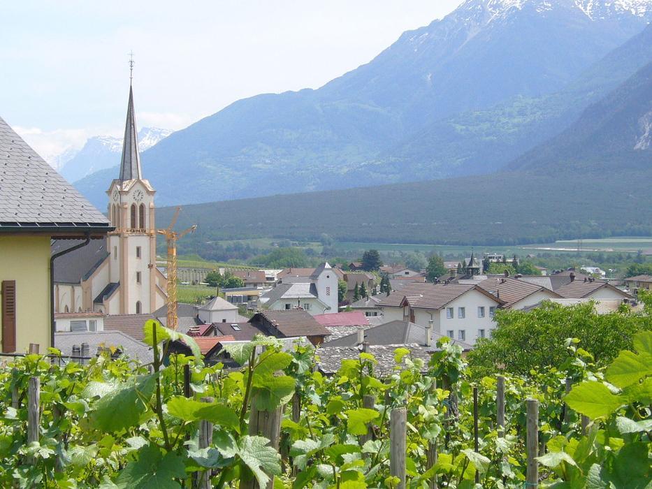Gemeinde Salgesch