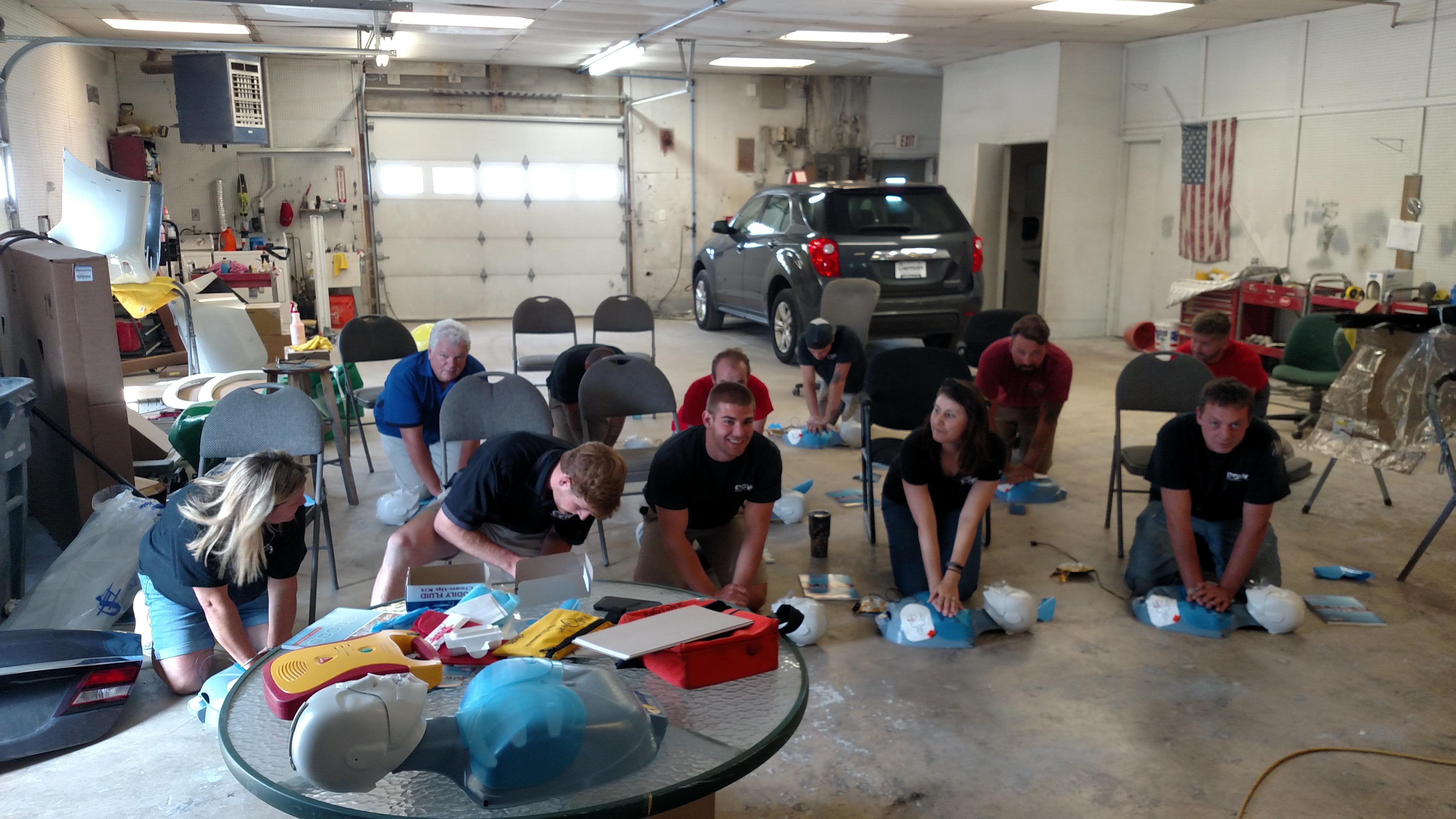 Auto Body Paint Shops In Columbus Ohio