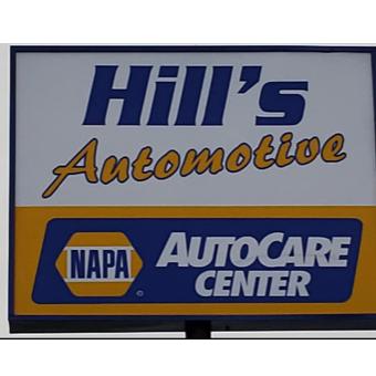 Hills Automotive & Driveline Service