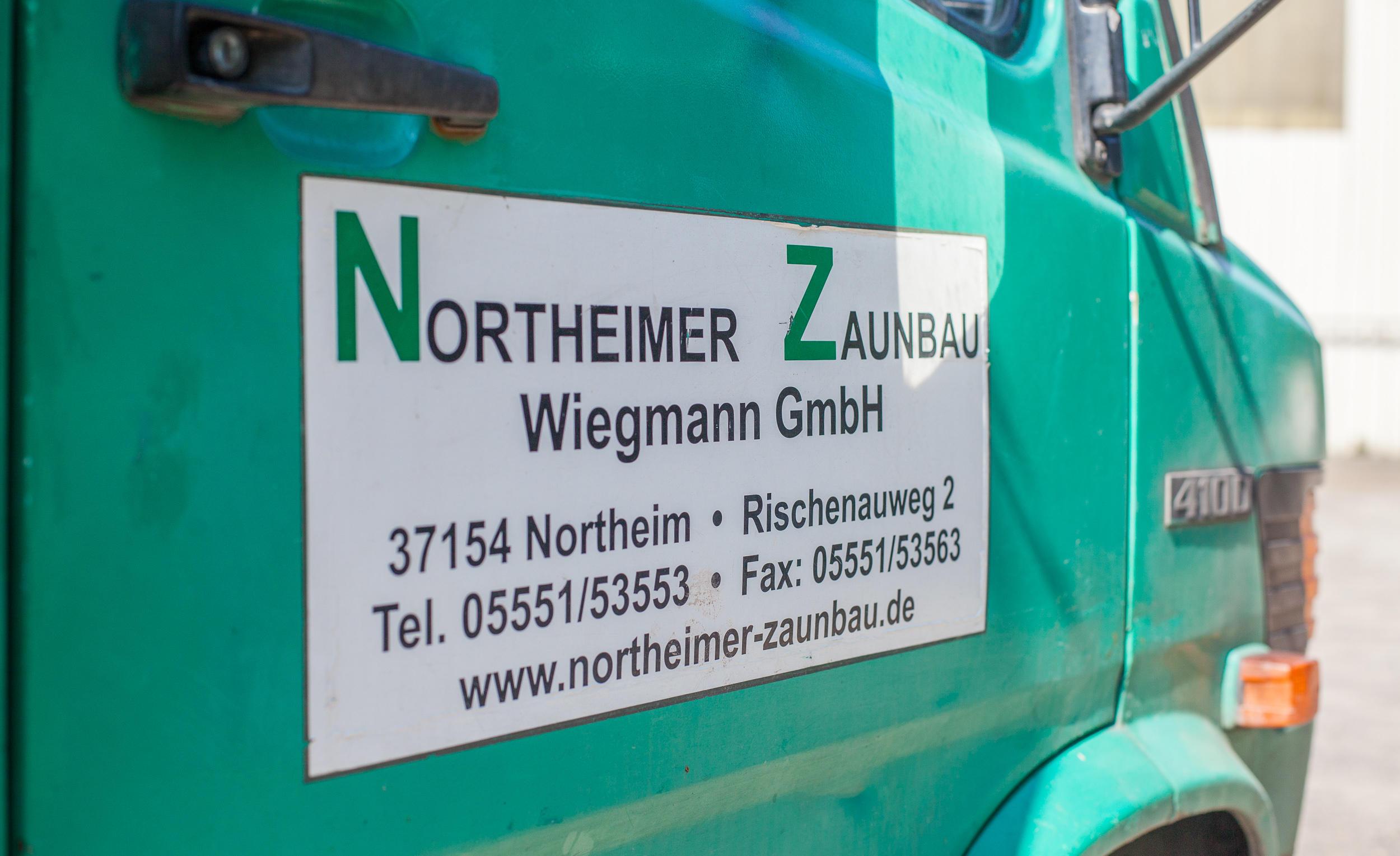 Northeimer Zaunbau Ralf Wiegmann GmbH