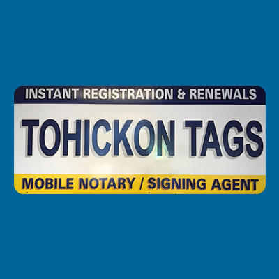Tohickon Tags and Business Services