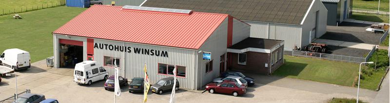 Autohuis Winsum Cnossen & vd Vaart
