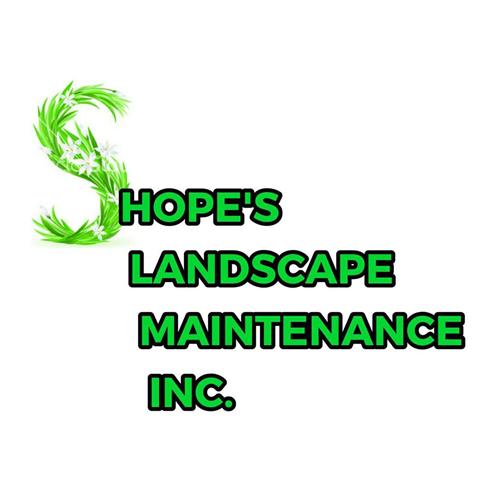 Shope's Landscape Maintenance Inc