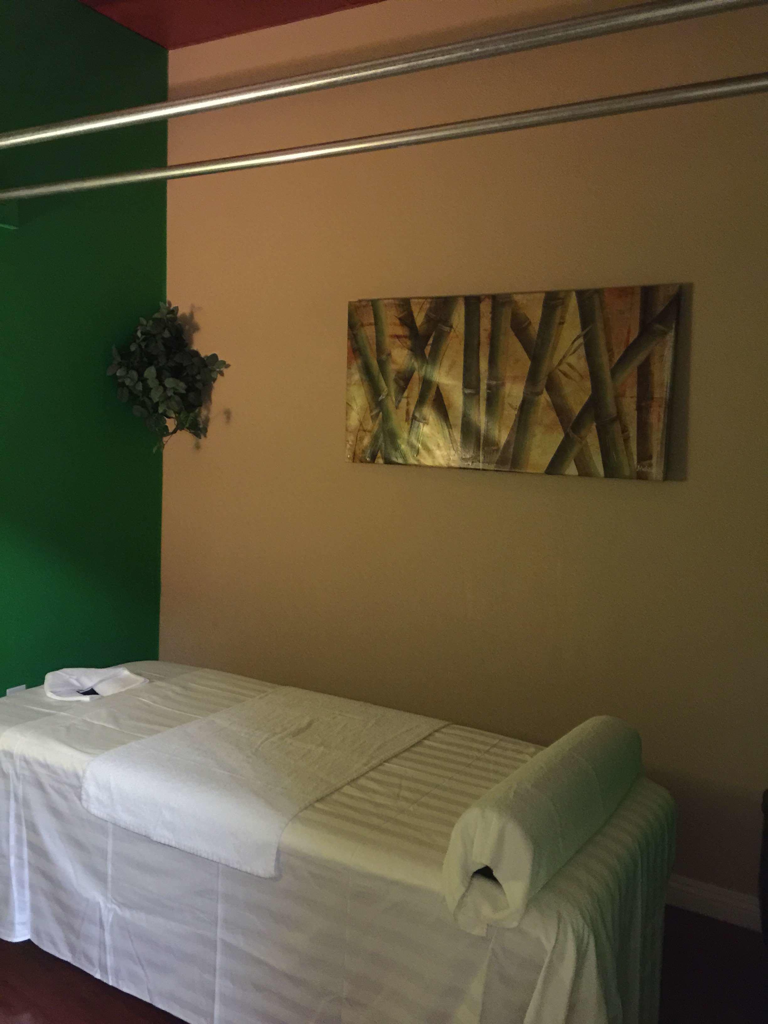 Country Club Spa Massage