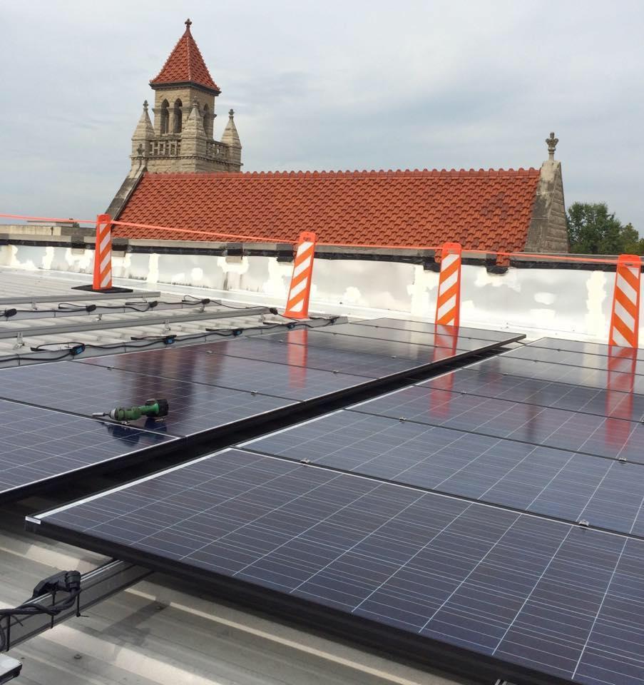 Richter solar energy llc in fayetteville ar 72701 for Deck builders fayetteville ar