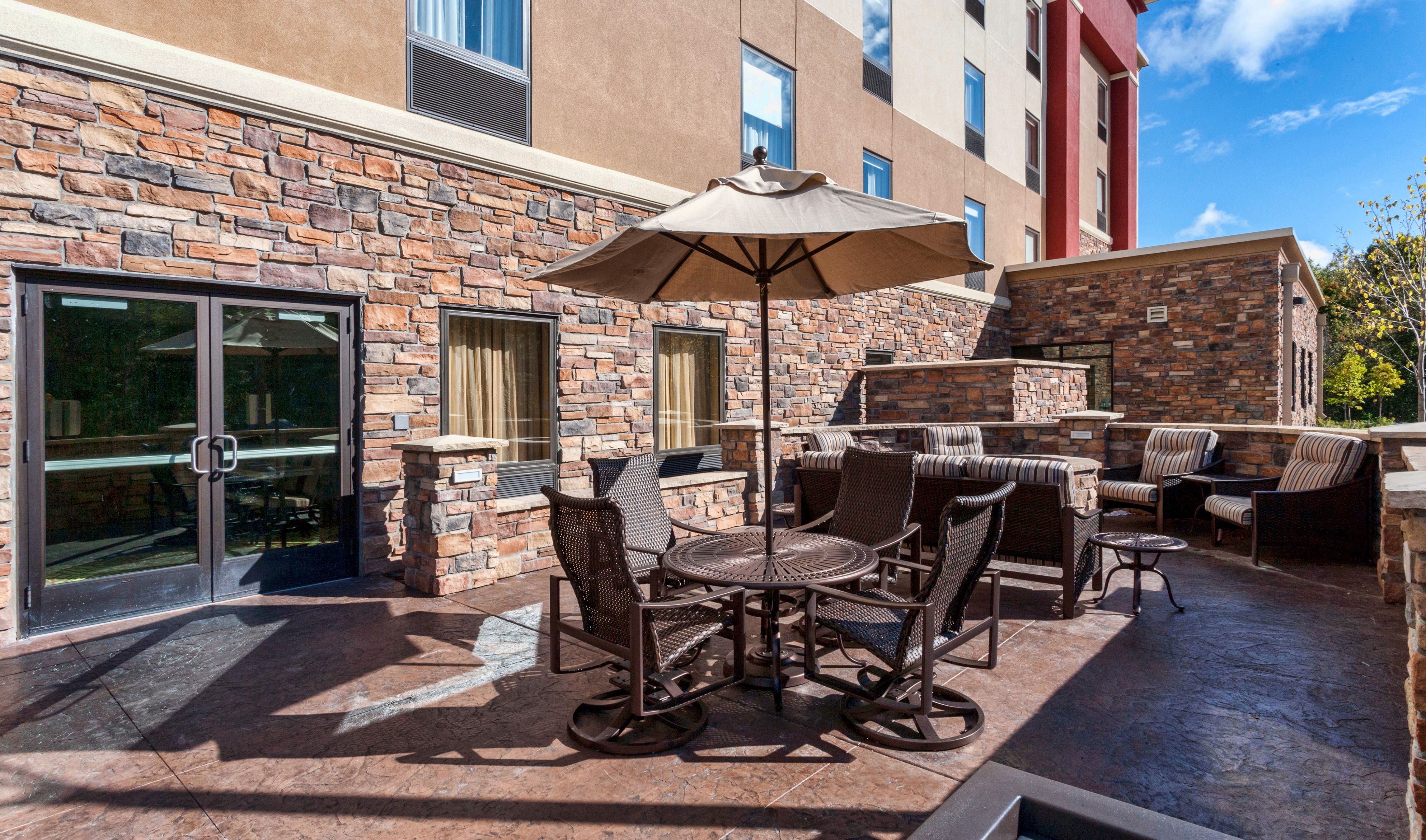 Hampton Inn & Suites Duluth North  Mall Area, Duluth. Outdoor Patio Kansas City. Decorate Small Patio. Punch Landscape Deck & Patio Nexgen. Stone Patio Pavers Lowes. Enclosed Patio Renovation. Patio Construction On Slope. Simple Covered Patio Ideas. Patio Summer Decor