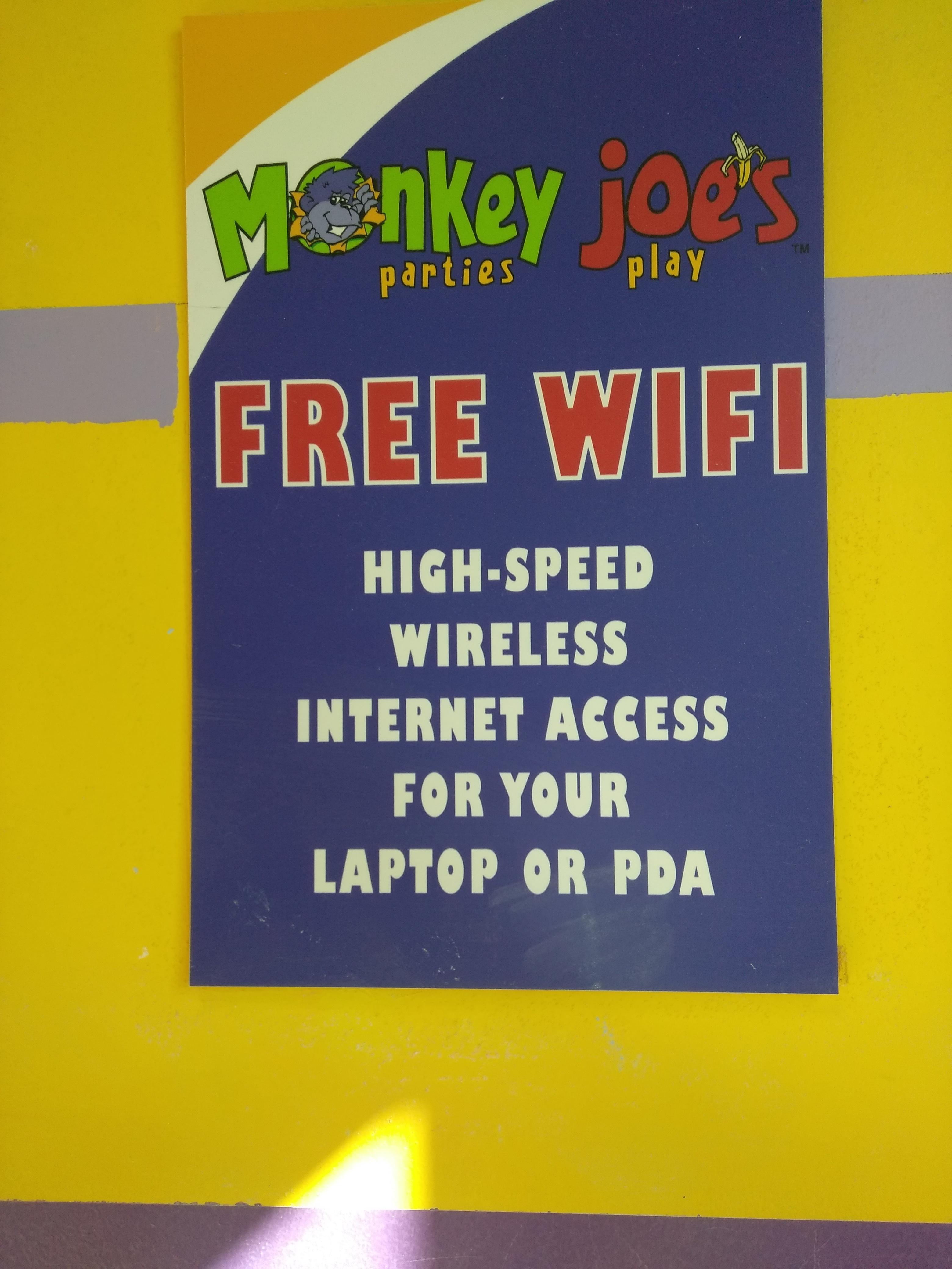 photograph regarding Monkey Joes Coupons Printable titled Monkey joes printable discount codes waukesha / Republic wi-fi