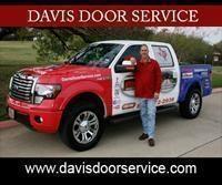 Davis Door Service - Top Rated Garage Door Repair Service Company in Arlington, Fort Worth, and Keller Texas.